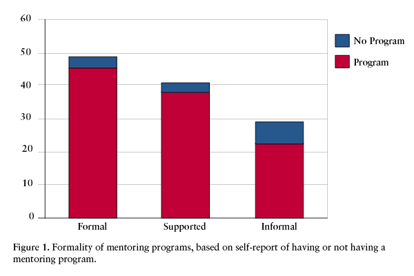 Formality of Mentoring Programs