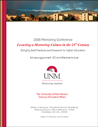 Mentoring Conference 2008