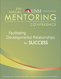 Mentoring Conference 2012