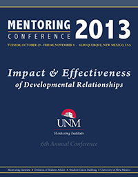 Mentoring Conference 2013